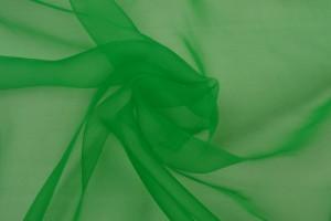 Organza 11 - green