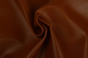 Imitation leather 34 cognac