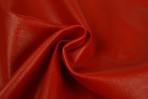 Imitation leather 01 red