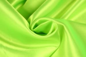 Satin 16 lime green