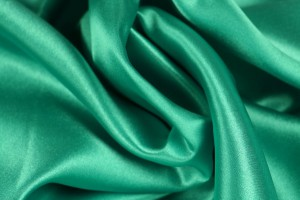 Satin 13 turquoise