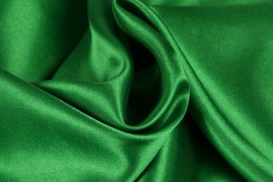 Satin 11 green