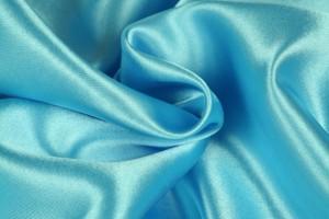 Satin 06 aqua blue