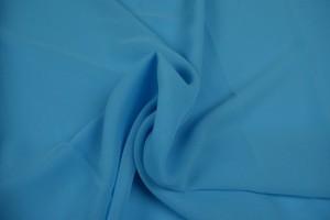 Chiffon 06 aqua blue