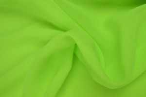 Chiffon 16 lime green