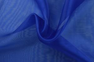 Organza 28 - dark blue