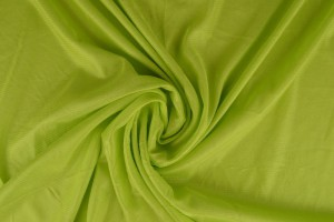 Charmeuse Lining - 16 - lime green