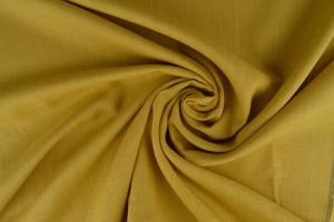 Linen 47 ochre yellow