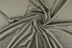 Velvet 25 silver grey