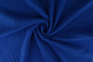 Muslin 28 dark blue