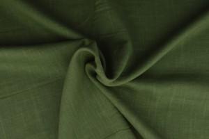 Linen 33 moss green