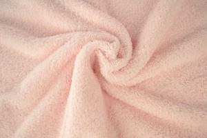 Towelling 04 baby pink
