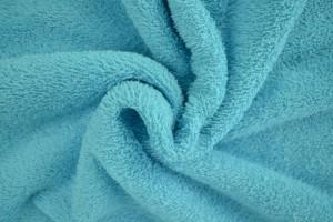 Towelling 06 aqua blue