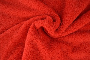 Towelling 01 red