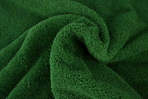 Towelling 32 dark green