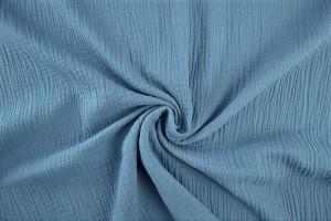 Muslin 138 steel blue