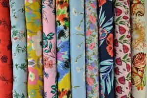 Cotton-Viscose Prints