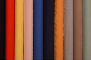 Color card viscose