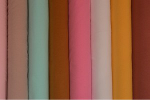 Color card cotton washed