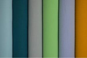Color card muslin