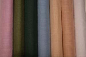 Color card linen
