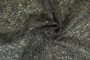 Metallic deluxe 33 grey