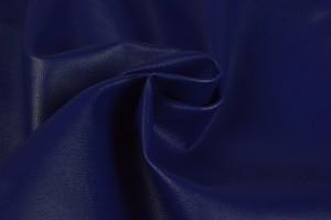 Imitation leather 28 dark blue
