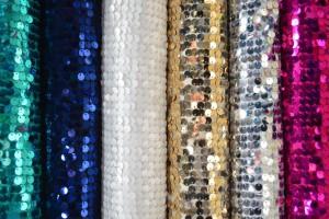 Sequin Fabrics Large