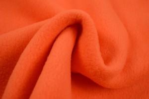 Polar fleece 23 dark orange
