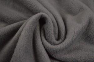 Polar fleece 17 dark grey