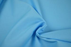 Cotton poplin 06 aqua blue