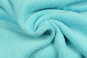 Polar fleece 06 aqua blue