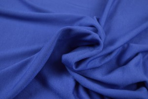 Viscose jersey 15 blue