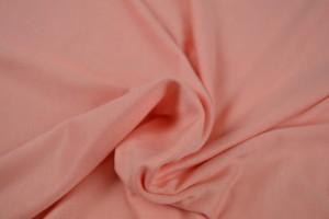 Viscose jersey 40 salmon pink