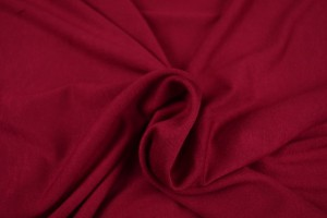 Viscose jersey 29 wine red