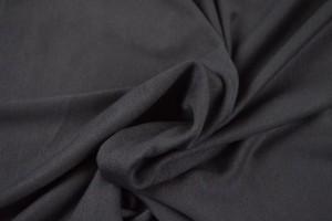 Viscose jersey 17 dark grey