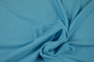 Viscose jersey 06 aqua blue