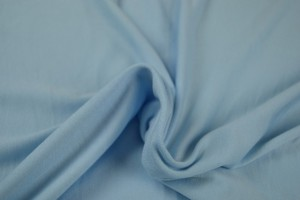 Viscose jersey 05 baby blue