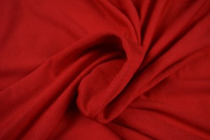 Viscose jersey 01 red
