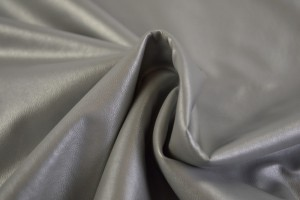 Imitation leather SO1 silver