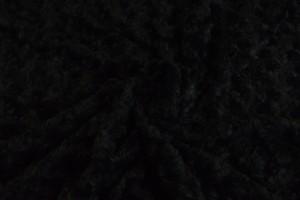 Fur roses 03 black