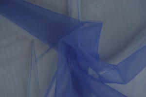 Soft Tulle 15 blue