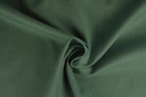 Cotton poplin 34 old green