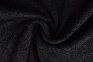 Knitted sweatshirt 26 purple-black