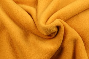 Polar fleece 47 ochre yellow