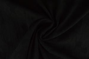 Cotton jacquard 03 black