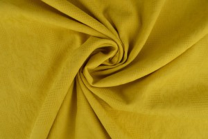 Cotton jacquard 47 yellow
