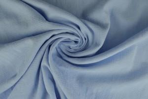 Cotton jacquard 06 aqua blue