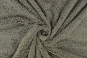 Fur 25 silver grey