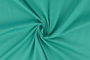 Cotton poplin 13 turquoise
